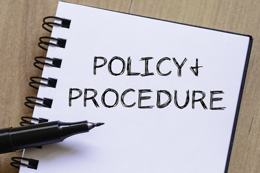 Policy and Simple Document Writing for the Dental Practice
